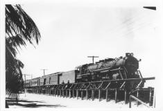 Henry Flagler's train