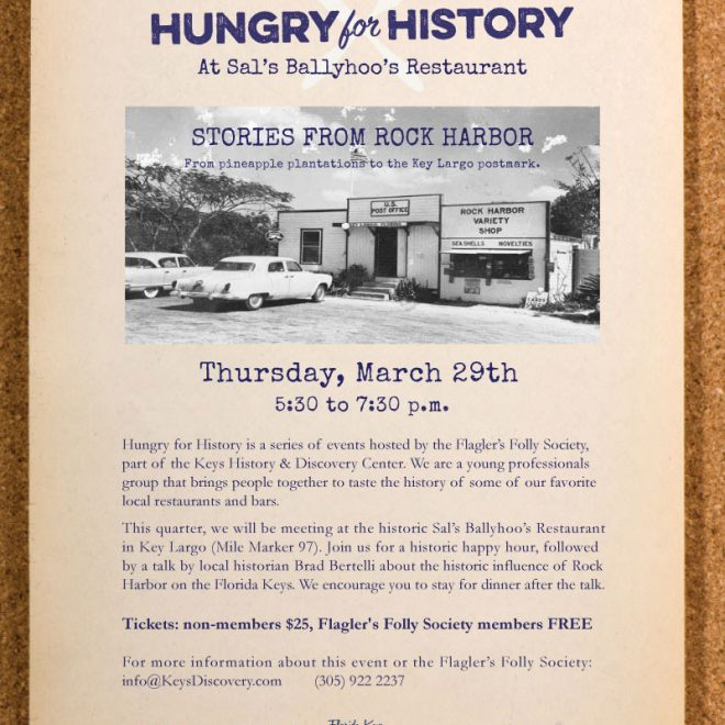 Hungry For History at Sal's Ballyhoo's Restaurant